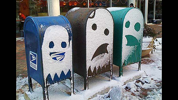 Postal increase