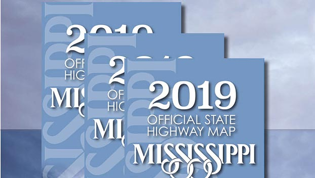 Mississippi highway map