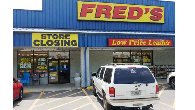 Fred's To Close Another 35 Stores Across Mississippi. Is
